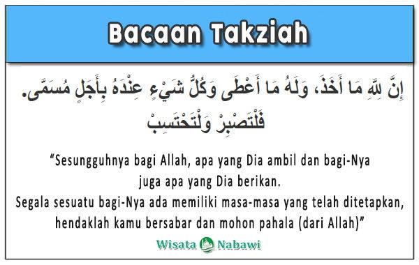 Bacaan-Doa-Takziah